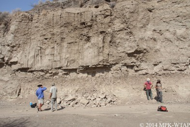 2014_Geological sampling
