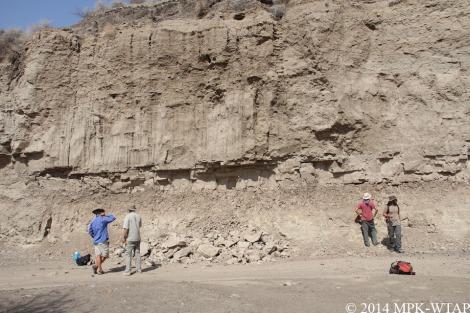 2014_Geological sampling