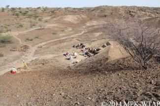 2014_LOM3 excavation