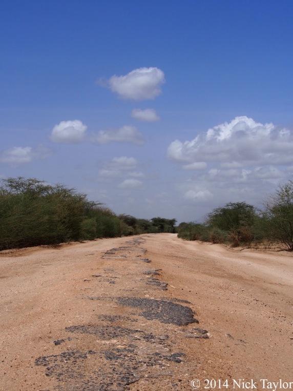 2014_The Kitale - Lodwar road