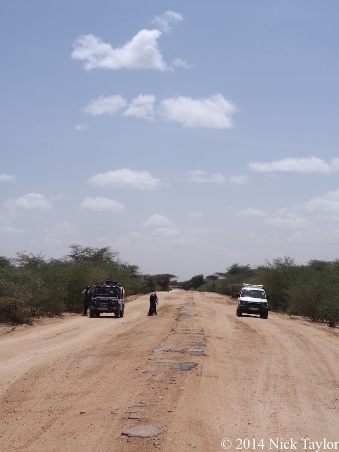 2014_The Kitale to Lodwar road_2