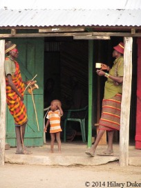 2014_Turkana people in town