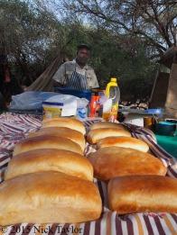 2015_Chef BK's freshly basked bread