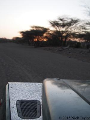 2015_Evening drive in the laga