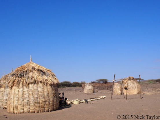 2015_Local Huts (manyattas)