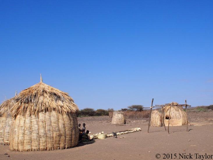 2015_Local Huts (manyattas)