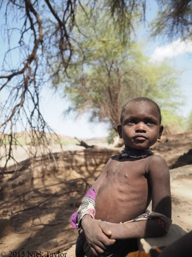 2015_Portrait of a young Turkana