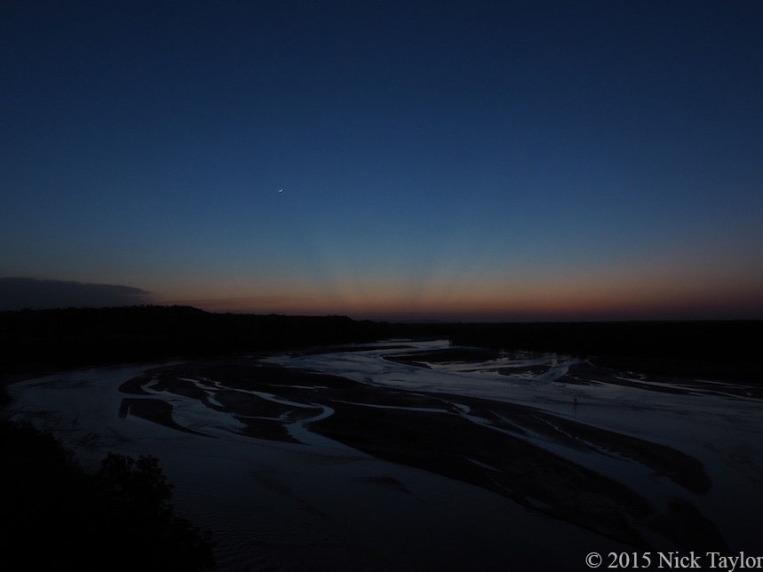 2015_Sunset at TBI