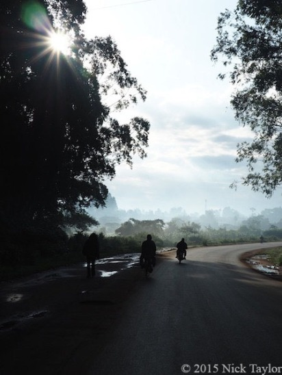 2015_The road over the rift