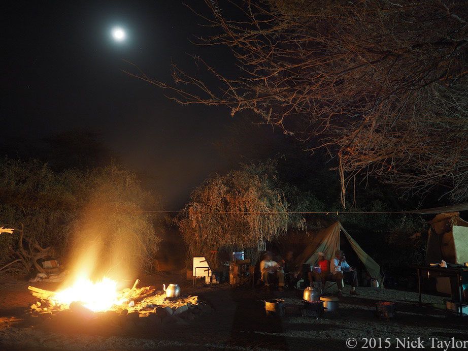 2015_The WTAP camp at night