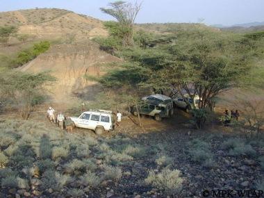 Exploring Kokiselei Site Complex