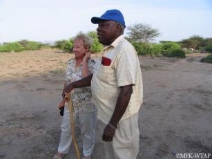 Kamoya Kimeu & Hélène Roche