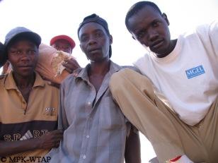 (L-R) Daoudi, BK, Ali and Francis