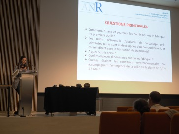 Conference introduction by Sonia Harmand
