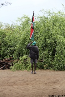 2012_Longolei saluting the Kenyan flag