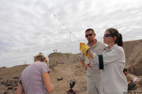 2012_Trying out the kite