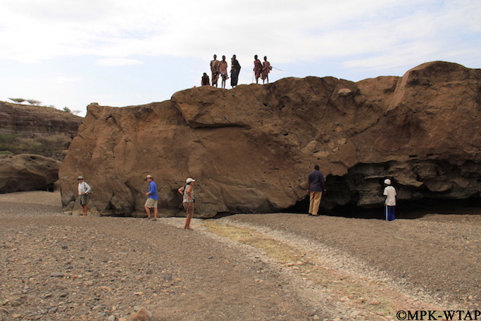 2013_visiting the spring (not shown) near the Lomekwi fieldcamp_2