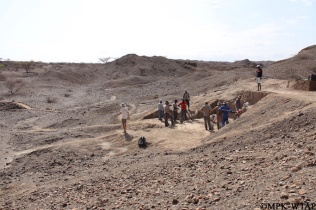 2015_Excavation of Lomekwi 3