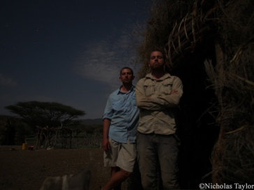 2016_A portrait of Nick and Jason by moonlight