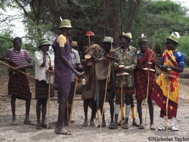 2016_Local Turkana men