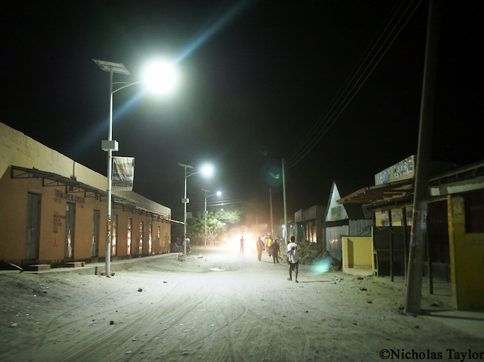 2016_Lodwar by night