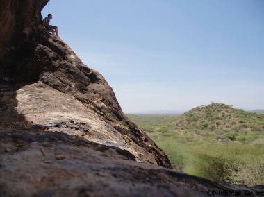 2016_Looking out over Turkana