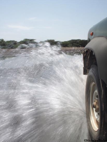 2016_Plenty of water around in this El Nino year