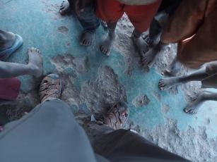 A study of feet