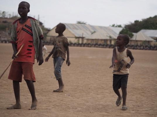 Kids in Lodwar