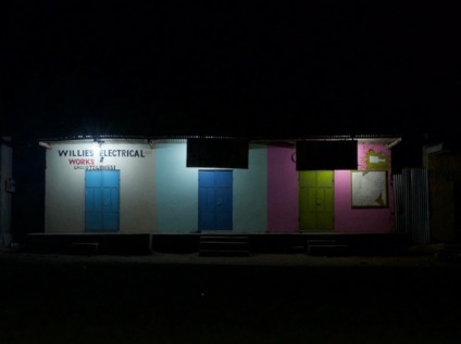 Lodwar colours by night