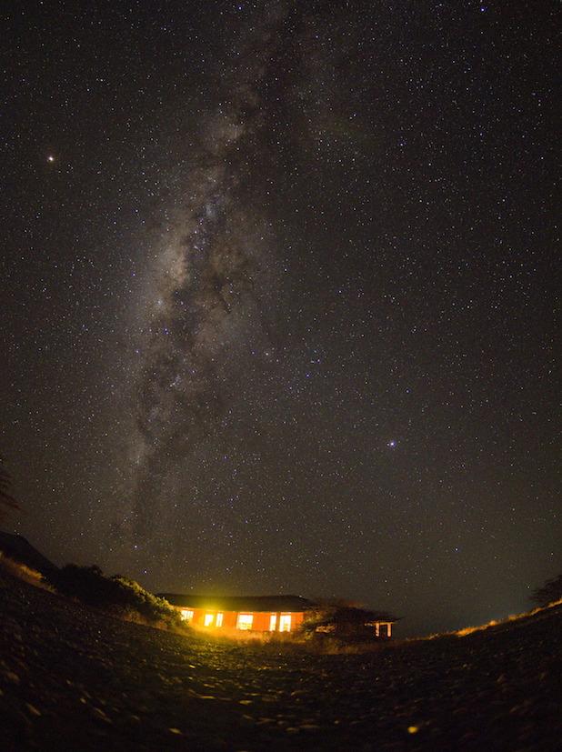 Milky Way from TBI Turkwel