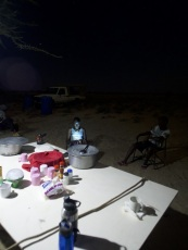 Mobile network is now available even at remote camps in some parts of Turkana