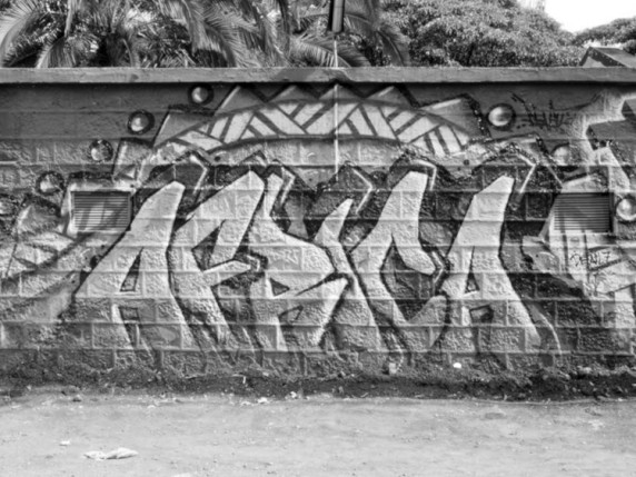 Nairobi graffiti