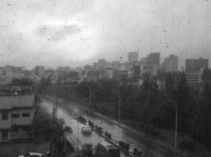 Polluted Nairobi