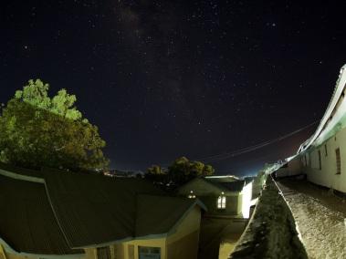 Stars over Lodwar