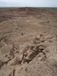 The real scale of the Turkana landscape