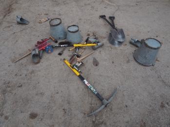 Excavation tools